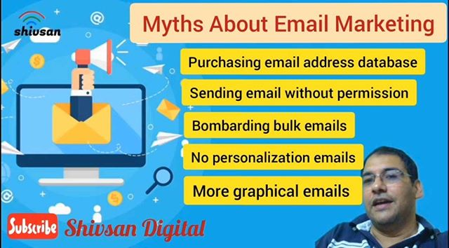 Myths about Email Marketing