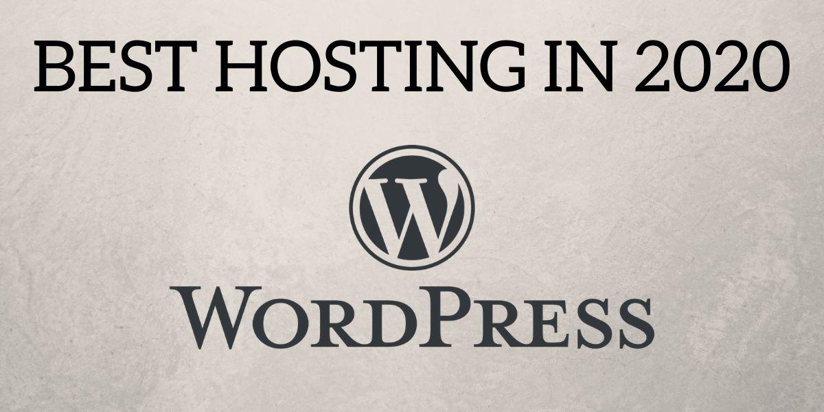 Best Hosting for WordPress Website or Blog